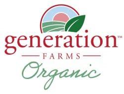 Generation Farms Organic Logo