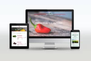 Generation Farms Newly Redesigned Website